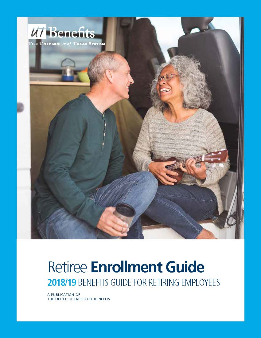retiree guide cover