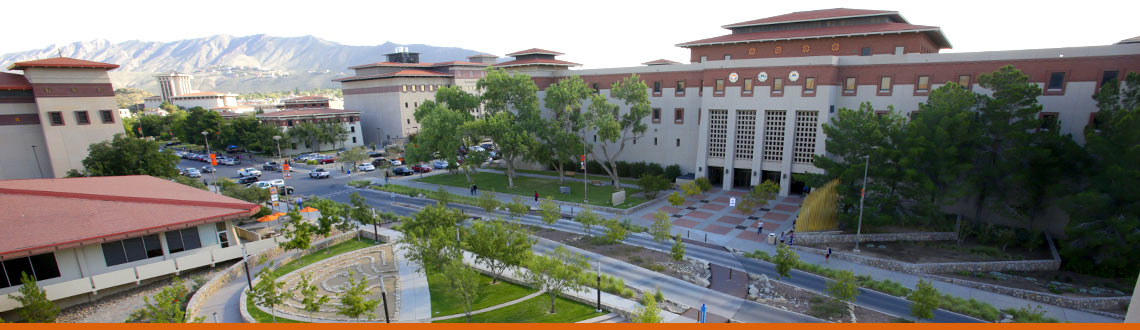The University of Texas at El Paso campus image