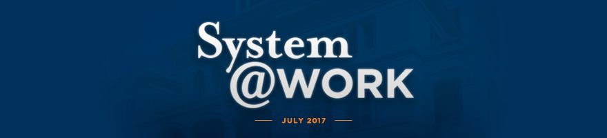 System@Work | July 2017